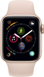 Apple Watch 4 iOS smartwatch