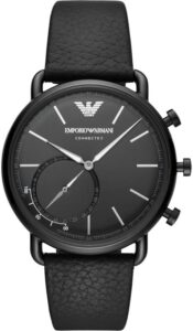 Armani Connected Aviator Hybrid Smartwatch ART3030