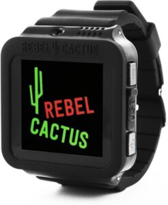 Rebel Cactus smartwatch kind