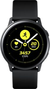 Samsung Galaxy Watch Active iOS smartwatch